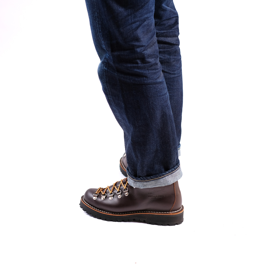 Danner Mountain Light Boots Brown East West Apparel
