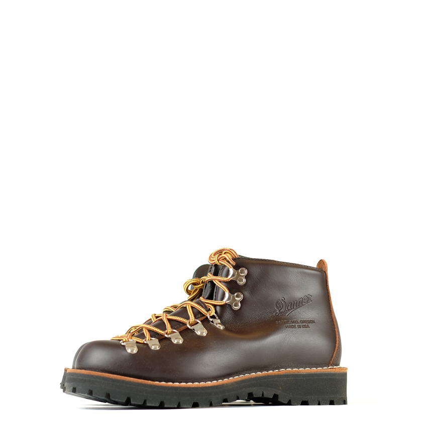 Danner Mountain Light Boots – Brown