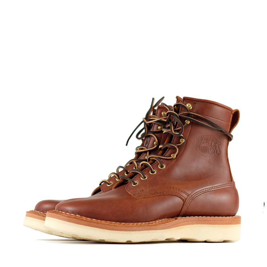 White's #55 Smoke Jumper Boots – Red Dog