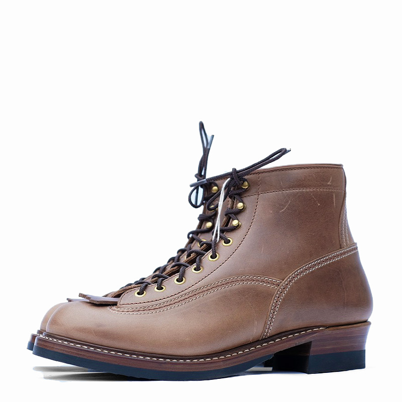 John Lofgren Donkey Puncher Boots – Natural CXL