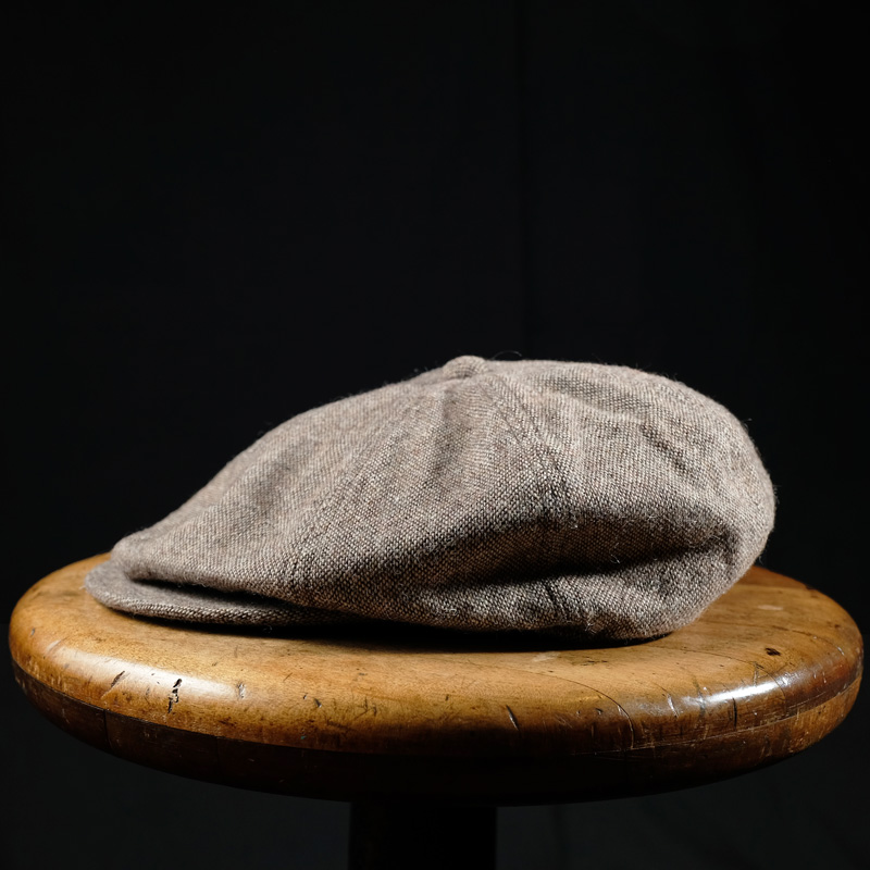 Belafonte Ragtime Tweed Casquette – Brown
