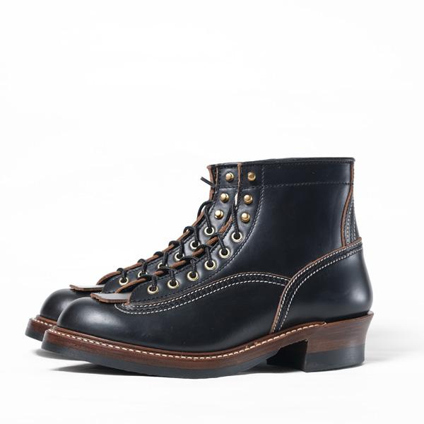 John Lofgren Donkey Puncher Boots – Black CXL