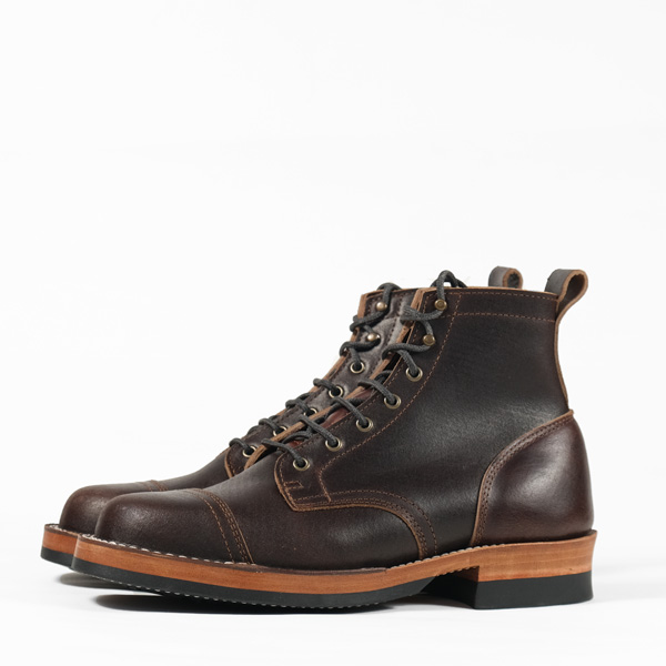 Truman Boot Co – Java Waxed Flesh