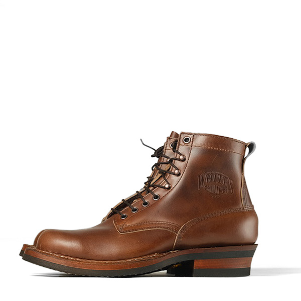 White's 350 Cruiser Boots – British Tan Leather