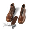 White's Cruiser Boots British Tan