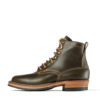 White's Smoke Jumper #55 Olive Waxed Flesh