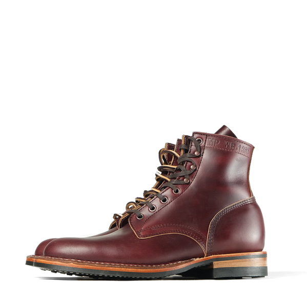 White's MP Service Boots – Burgundy Chromexcel