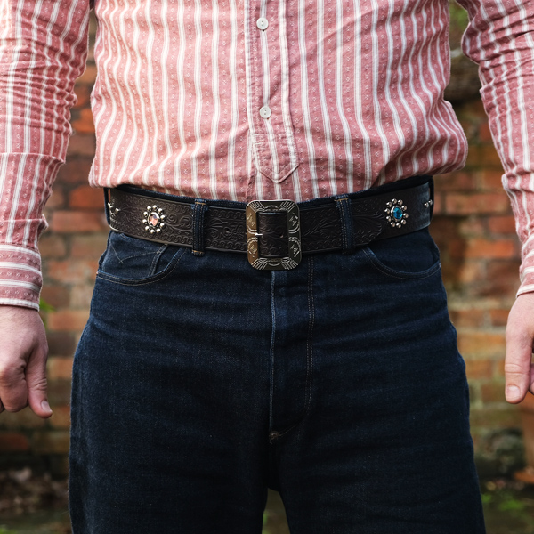 Ace Western Belts No.240 1930's Belt