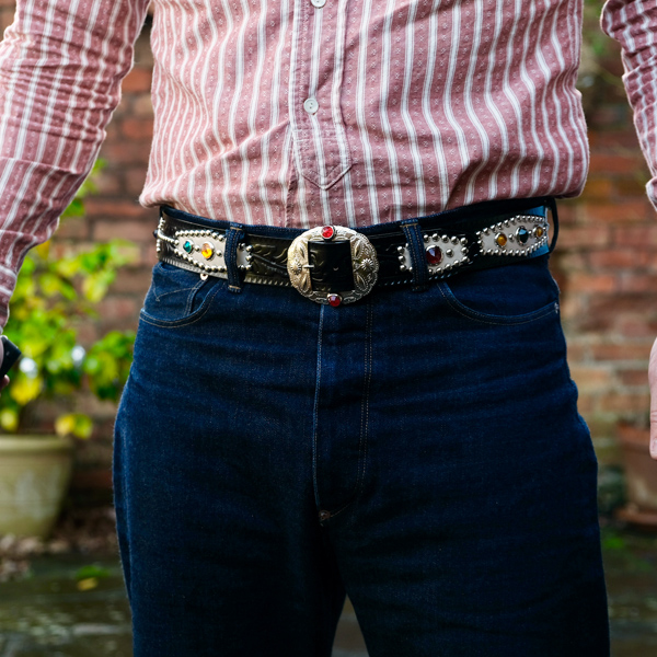 Ace Western Belts Model 430