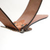 Ace Western Belts Model 900 Natural