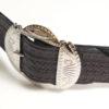 Ace Western Belts Model 900E Black
