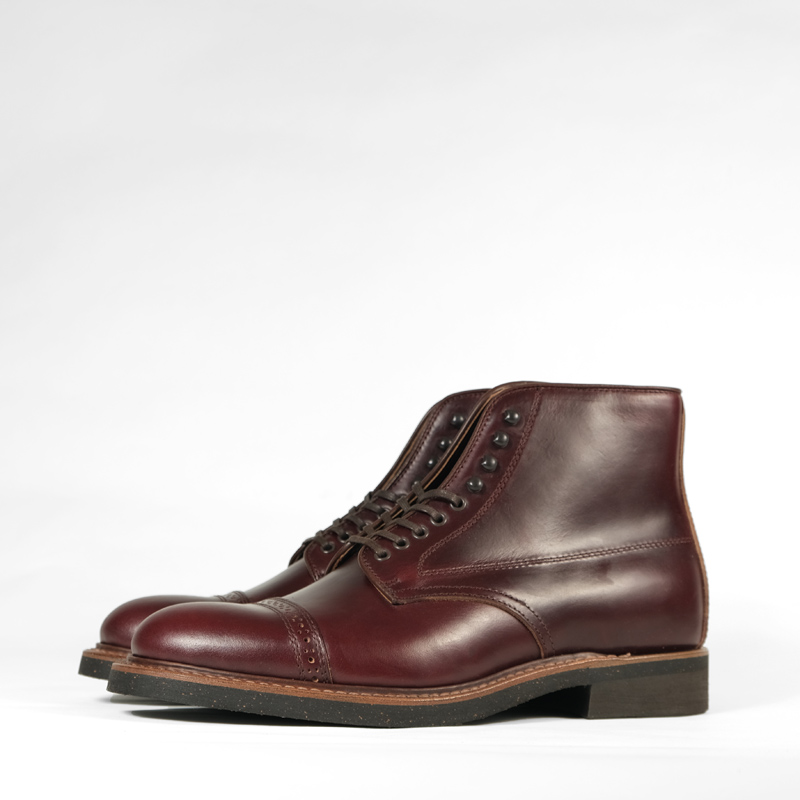 Brother Bridge Phillips Boots – Burgundy CXL
