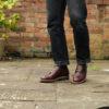 Brother Bridge Hunter Boots Burgundy