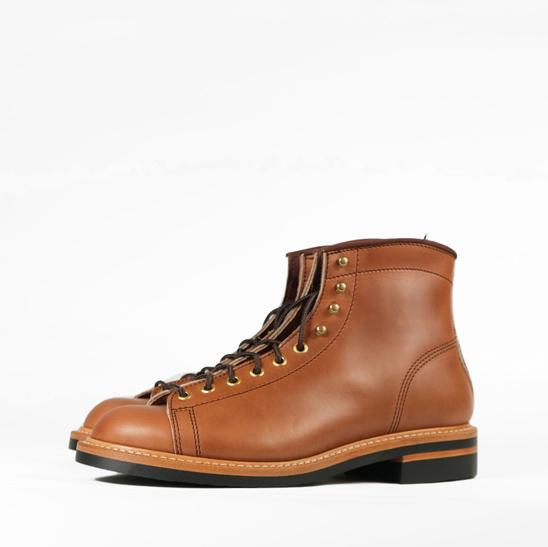 John Lofgren Monkey Boots – Whiskey Cavalier