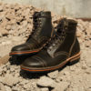 White's MP Boots Olive Waxed Flesh
