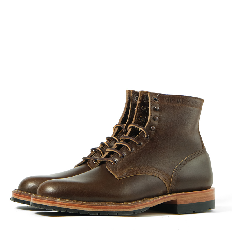 White's MP Service Boots - Cinnamon Waxed Flesh