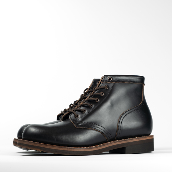 Rolling Dub Trio – Coupen 7 Boots – Black CXL