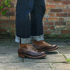 White's Two Tone Smoke Jumper Boots