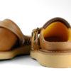 Zerrows Sabot Sandal Natural Chromexcel