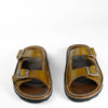 Zerrows Two Strap Sandals Olive CXL