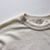 Loop & Weft 3/4 Sleeve Tee Ivory