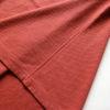 Loop & Weft 3/4 Sleeve Tee Dark Cherry