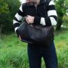 Vasco Leather Duffle Bag