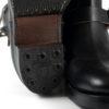 "Clinch 11"" Engineer Boots Black Latigo"