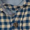 Scarti-Lab 310 SM953 Natural check shirt
