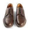 Viberg Derby Shoe Stone Oiled Calf