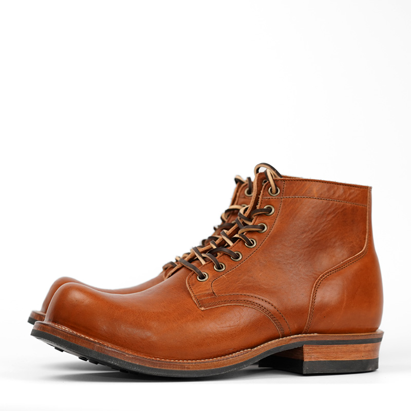 Viberg 310 Service Boots – Dublin English Tan