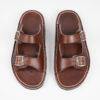 Zerrows 2 Strap Sandals Dagres Dark Brown
