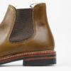 John Lofgren Chelsea Boots - Olive CXL